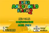 Super Mario World Flash 2 - juegos de mario