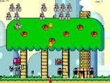 Super Mario Space invaders