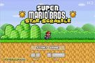Super Mario Bros Star Scramble  -