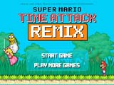 Juegos de Mario Bros: Super Mario time attack remix  - Juegos de Mario Bros