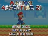 Mario's Adventure 2. Nuevamente nuestro querido amigo Mario Bros deberá enfrentar una increíble aventura que está llena de peligrosos acantilados que pondrán a prueba tu habilidad para dar precisos saltos. Ayuda a mario a avanzar a través de cada uno de los peligrosos niveles que están llenos de acantilado y cuéntanos hasta que etapa conseguiste avanzar. Nosotros apenas llegamos al 3° nivel ¿Hasta qué nivel puedes llegar tu?