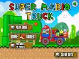 Mario Bros Tractor