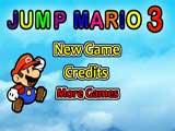 Jump Mario 3  -