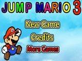 Jump Mario 3  - Juegos de Mario Bros