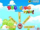 Juego de Mario Bros: Bouncing Mario