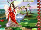 Love Angel Dressup