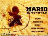 Juegos de Mario Bros: Mario in trouble  - Juegos de Mario Bros