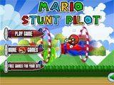 Juegos de Mario Bros: Mario Stun Pilot  - Juegos de Mario Bros