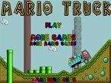 Juegos de Mario Bros: Mario Truck
