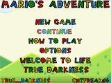 Juegos de Mario Bros: Marios adventure
