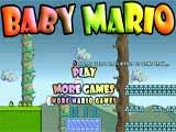 Juego de Mario Bros: Baby Mario  - Juegos de Mario Bros