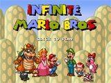 Juegos de Mario Bros: Infinite Mario Bros