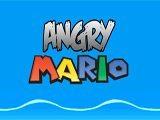 Juego de Mario: Angry Mario  - Juegos de Mario Bros