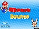 Juego de Mario Bros: Mario Bounce  - Juegos de Mario Bros