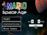 Mario Space age - juegos de mario