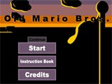 Juego de Mario Bros: Old Mario Bros  - Juegos de Mario Bros