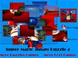 Super Mario Jigsaw Puzzle 4