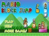 Juegos de Mario Bros: Mario Block Jump  - Juegos de Mario Bros