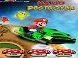 Juego de Mario Bros: Mario Destroyer  - Juegos de Mario Bros