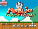Juego de Mario Bros: Mario Forever Flash