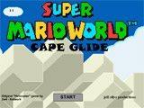 Juego de Super Mario World: Cape Glide - Juegos de Mario Bros