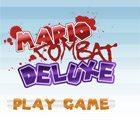 Juegos de Mario Bros: Mario Combat Deluxe  - Juegos de Mario Bros