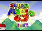 Juegos de Mario Bros: Super mario 63  - Juegos de Mario Bros