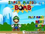 Juegos de Mario Bros: Super Mario Bomb  - Juegos de Mario Bros
