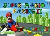 Juegos de Mario Bros: Super Mario Racing 2  - Juegos de Mario Bros