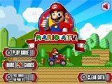 Juegos de Mario Bros: Mario ATV  - Juegos de Mario Bros