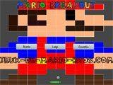 Juegos de Mario Bros: Mario Breakout  - Juegos de Mario Bros