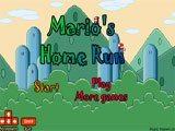 Juegos de Mario Bros: Mario s Home Run  - Juegos de Mario Bros
