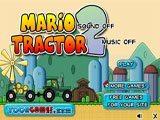 Juegos de Mario Bros: Mario Tractor 2  - Juegos de Mario Bros