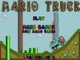 Juegos de Mario: Mario Truck  - Juegos de Mario Bros