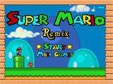 Super Mario Remix - Juegos de Mario