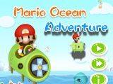 Juegos de Mario Bros: Mario Ocean Adventure  - Juegos de Mario Bros