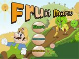 Juegos de Mario Bros: Fruit Mario - Juegos de Mario Bros