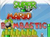 Juegos de Mario Bros: Super Mario Bombastic  - juegos de mario bros gratis