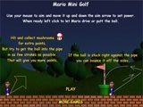 Mario Bros Golf