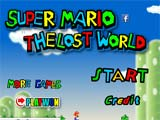 Juegos de Mario Bros: The Lost World  -