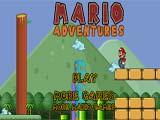 Juegos de Mario Bros: Mario Adventures