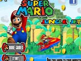 Mario Jungle Jet