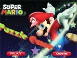 Super Mario Puzzle Game