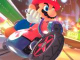 Juegos de Mario Bros en moto